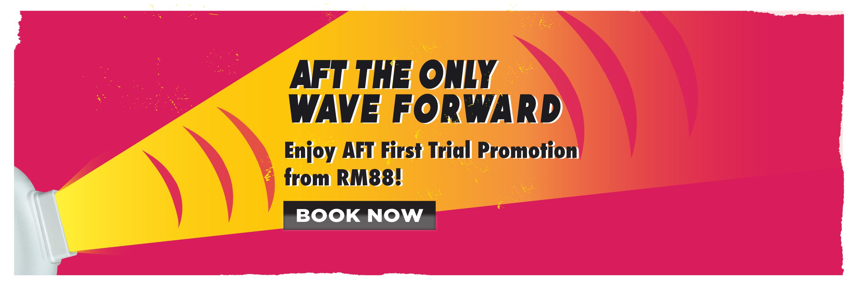 AFT The Only Wave Forward - Lead Gen Jan 2021